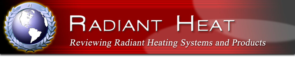 Best radiant heating header banner